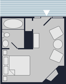 Proust Floor Plan